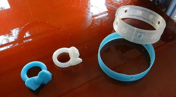 Start nieuwe 3D printercursus.