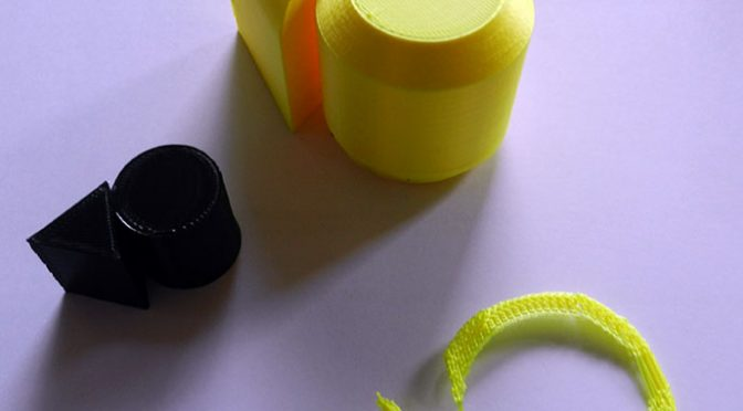 Start nieuwe cursus: beginnen met 3D printen.