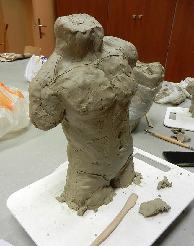 proeflessen beeldhouwen