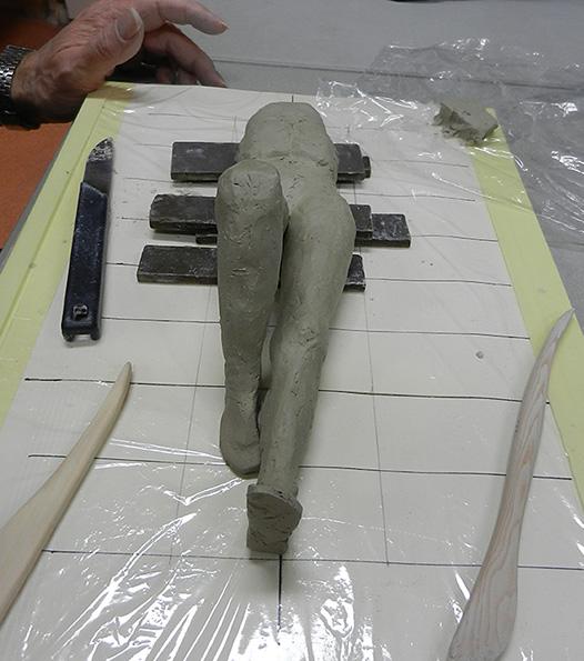 werken met klei