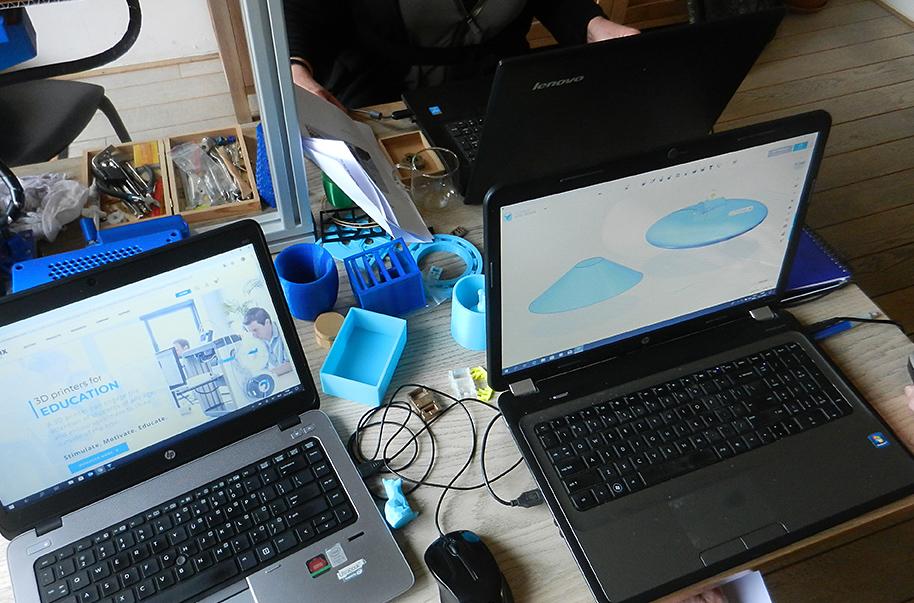 3Dprinten leren