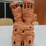 Toren van klei