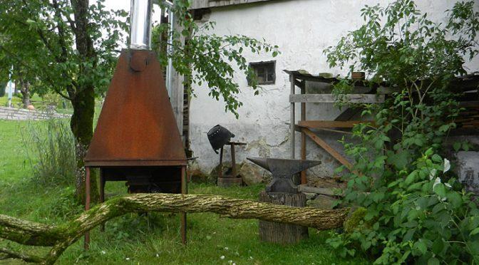 Houtsoorten en bomen: vlierhout